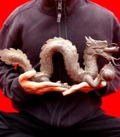 Manfaat Patung Naga Kuno Terbesar Di Dunia
