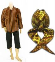 Grosir Surjan Celana Pendek dan Blangkon Jogja Sliwir Murah