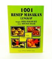 1001 Resep Masakan Lengkap Dengan Aneka Ragam Kue