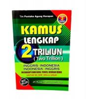 Kamus Lengkap Inggris Indonesia 2 Triliun