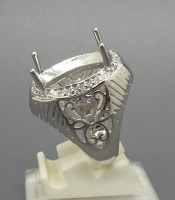 Model Cincin Perak Silver Yang Elegan