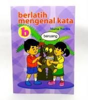 Grosir Buku Anak Berlatih Mengenal Kata Murah
