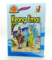 Grosir Buku Cerita Rakyat Keong Emas Murah