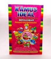 Grosir Buku Kamus Inggris Indonesia Bergambar Warna