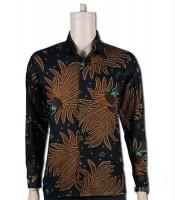 Grosir Kemeja Batik Pria Lengan Panjang Murah