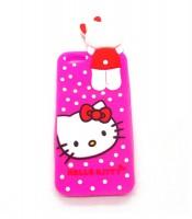 Grosir Hello Kitty Oppo F1S Silicon Case Murah