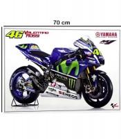 Grosir Poster Dinding Moto GP Valentino Rossi