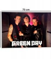 Grosir Poster Dinding Musik Green Day