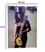 Grosir Poster Dinding Slash Guns N Roses