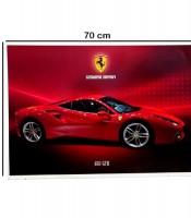 Grosir Poster Dinding Supercar Ferrari 488 GTB