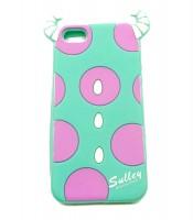 Grosir Silicon Case iPhone 5 Monster Inc 3D Murah