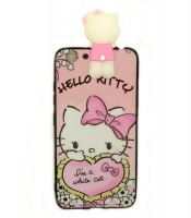 Grosir Silicone Case Hello Kitty Character Vivo Y53 Murah