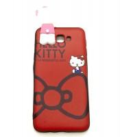 Grosir Silicone Case Samsung J5 Prime Standing Hello Kitty Murah