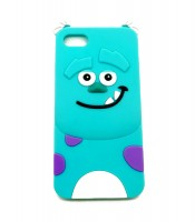 Grosir Silicone Case iPhone 7 Monster Inc 3D Murah
