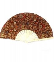 Grosir Souvenir Kipas Jumbo Kain Batik