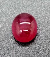 Manfaat Batu Mustika Merah Delima Asli Alam
