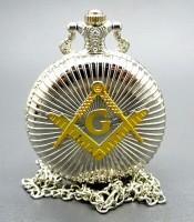Khasiat Jam Pendulum Freemason Elegan