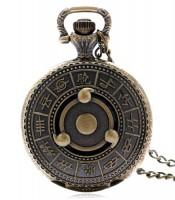 Khasiat Jam Pendulum Motif Mata Sharingan Naruto
