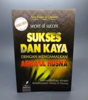 Grosir Sukses Dan Kaya Dengan Mengamalkan Asma'ul Husna