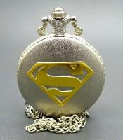Khasiat Jam Pendulum Gambar Logo Superman Silih Asih