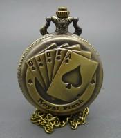 Manfaat Jam Pendulum Motif Royal Flush