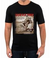 Grosir Kaos Bung Karno Naik Sepeda
