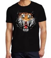 Grosir Kaos Gambar Kepala Harimau Jawa
